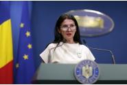 Declarații de presă susținute de ministrul Sănătății, Sorina Pintea, și purtătorul de cuvânt al Executivului, Nelu Barbu, după ședința de guvern