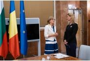 Întrevederea prim-ministrului Viorica Dăncilă cu Ekaterina Zaharieva, viceprim-ministru pentru reforma justiţiei şi ministru al afacerilor externe al Republicii Bulgaria