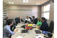 Întâlnire de lucru, la sediul Ministerului Afacerilor Externe, pentru organizarea procesului de votare în străinătate