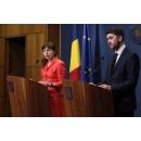 Declaraţii de presă susţinute de ministrul Mediului, Apelor şi Pădurilor, Cristiana Pașca –(...)