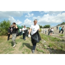 Participarea premierului Dacian Cioloș la acțiunea de salubrizare a Parcului Văcărești