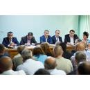 """""""În dialog cu fermierii"""": întâlnire cu asociațiile producătorilor agricoli din(...)"""