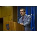 Declarații de presă susținute de purtătorul de cuvânt al Guvernului, Liviu Iolu, Ministrul delegat pentru Relațiile cu Românii de Pretutindeni, Maria Ligor, Ministrul Sănătății, Vlad Voiculescu și Ministrul Muncii, Dragoș Pîslaru