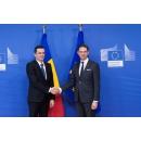Întrevedere cu Jyrki Katainen, vicepreședinte al Comisiei Europene, responsabil cu ocuparea(...)