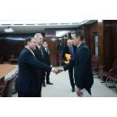 Întâlnirea premierului Sorin Grindeanu cu E.S. Hans Klemm, Ambasadorul Statelor Unite ale(...)