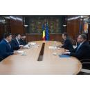 Întâlnirea premierului Sorin Grindeanu cu Răzvan Alexandru Cuc, ministrul Transporturilor și cu(...)