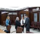 Întâlnirea premierului Sorin Grindeanu cu ambasadorul Statului Israel în România, doamna Tamar Samash