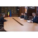 Întâlnirea premierului Sorin Grindeanu cu ambasadorul Republicii Franceze în România, François Saint-Paul
