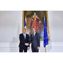 Visite officielle du Premier ministre Sorin Grindeanu en Autriche