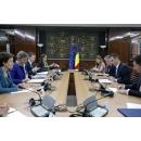 Întrevederea premierului Sorin Grindeanu cu Margrethe Vestager, comisarul european pentru(...)