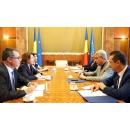 Întâlnirea premierului Mihai Tudose cu ambasadorul Republicii Franceze în România, Michèle(...)