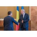 Entrevue du Premier ministre  Mihai Tudose avec  l`ambassadeur de la République Populaire de Chine(...)