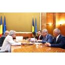 Entrevue du Premier ministre  Mihai Tudose avec  les représentants des syndicats du domaine de la(...)