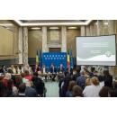 Entrevue du vice-Premier ministre  Ion-Marcel Ciolacu avec le personnel diplomatique  de la(...)