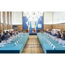 Entrevue du Premier ministre  Mihai Tudose avec les membres de la Coalition nationale pour la(...)