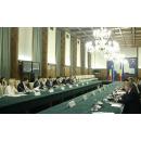 Întâlnirea vicepremierului Ion-Marcel Ciolacu cu reprezentanții American Chamber of Commerce în Romania