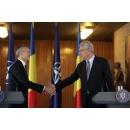 Prime Minister Mihai Tudose meets with NATO Secretary General Jens Stoltenberg
