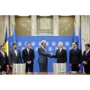 Prime Minister Mihai Tudose attended the signing ceremony of the Memorandum of Understanding for(...)
