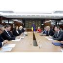 Întrevederea premierului Mihai Tudose cu reprezentanții Băncii Mondiale