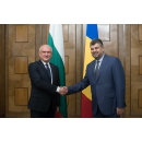 Vice Prime Minister Ciolacu met with the Chairperson of the National Assembly of the Republic of(...)