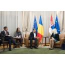 Întrevederea vicepremierului Marcel Ciolacu și a ministrului delegat pentru fonduri europene,(...)