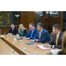 Întâlnirea vicepremierului Marcel Ciolacu cu secretarul de stat în domeniul culturii din(...)