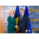 Prime Minister Viorica Dăncilă's visit to Brussels