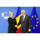 PM Viorica Dăncilă meets with the EC President Jean-Claude Juncker
