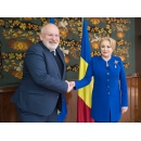 Prime Minister Viorica Dăncilă meets with the First Vice –President of the European Commission(...)