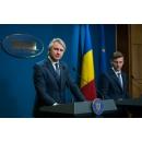 Declarații de presă susținute de ministrul Finanțelor, Eugen Teodorovici, și de purtătorul de(...)