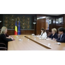 Prime Minister Viorica Dancila receives the Ambassador of the Republic of Finland, H.E. Ms. Päivi(...)