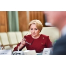 PM Viorica Dancila attends the Interministerial Committee for the preparation of the Romanian Presidency of the Council of the EU