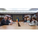 Prime Minister Viorica Dancila meets the Chairman of the Bundestag's European Affairs Committee(...)