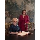 Prime Minister Viorica Dancila's visit to Champalimaud Foundation