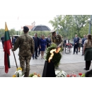 PM Viorica Dancila attends the wreath-laying ceremony at the Monument to Political Prisoners and(...)