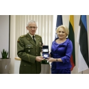 Prime Minister Viorica Dancila's visit to the NATO Energy Security Centre of Excellence