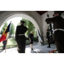 Official visit to Estonia - PM Viorica Dancila attends the wreath- laying ceremony at the Estonian(...)