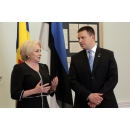 Statement by PM Viorica Dancila following the meeting with her Estonian counterpart Jüri Ratas
