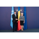 PM Viorica Dancila meets with the President of the 72nd Session of the United Nations General(...)