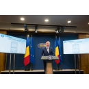 Press statements by the Public Finance Minister Eugen Teodorovici