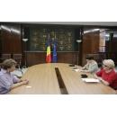 Prime Minister Viorica Dancila receives the Ambassador Extraordinary and Plenipotentiary of the(...)