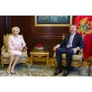 Vizita prim-ministrului Viorica Dăncilă în Muntenegru