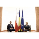 Prime Minister Viorica Dancila meets with Prime Minister of the Polish Republic Mateusz Morawiecki