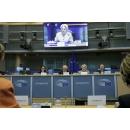 Prime Minister Viorica Dancila participates in the meeting of the Group of the Progressive Alliance(...)