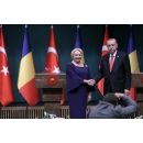 Joint press statements by Prime Minister Viorica Dăncilă and the President of the Republic of Turkey, Mr. Recep Tayyip Erdoğan