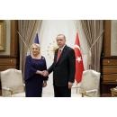 Tête-à-tête with Mr. Recep Tayyip Erdoğan, President of the Republic of Turkey