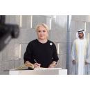 Vizita premierului Viorica Dăncilă la Wahat Al Karama
