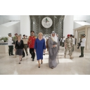 Prime Minister Viorica Dancila meets with Speaker of the Kuwaiti National Assembly, Marzouq Al Ghanim