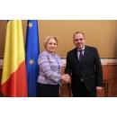 Prime Minister Viorica Dăncilă meets with the President of the European Economic and Social(...)