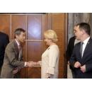Prime Minister Viorica Dăncilă meets a JETRO business delegation